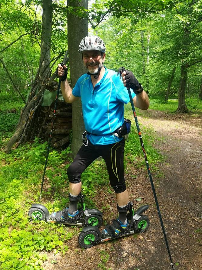 Skike-Starterkurs @ Parkplatz Grillhütte am Wald